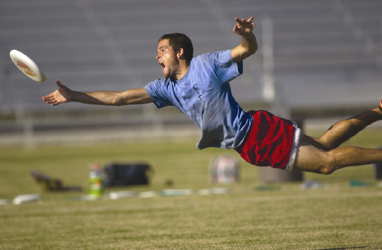 Ultimate frisbee pic 14